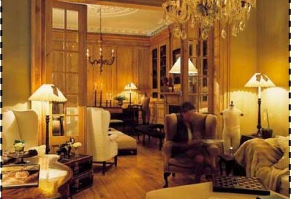 The Pand Hotel - Small Luxury Hotels of the World - фото 6
