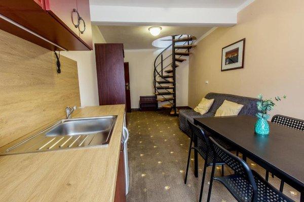 Hotel & Apartments U Cerneho orla - фото 1