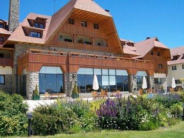 Llao Llao Hotel & Resort, Golf-Spa
