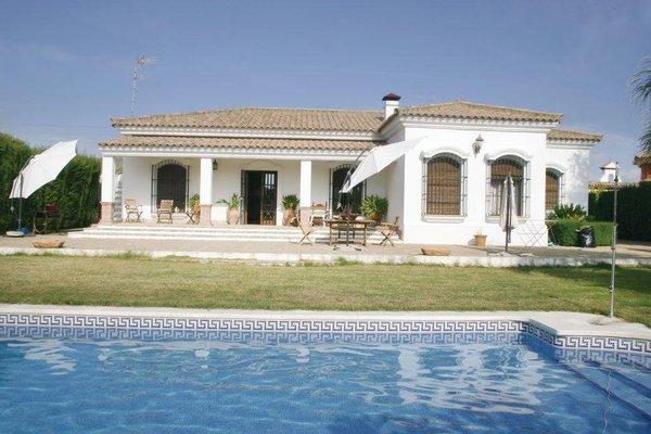 Holiday home Palma del Rio Residencial Cerro de Belen - фото 15