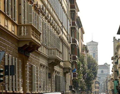 Hotel Firenze Capitale - фото 14