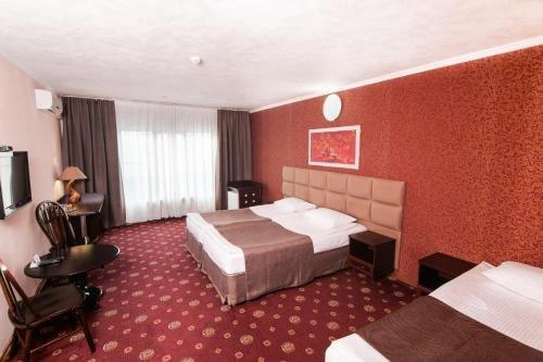 Отель Мотель - фото 10
