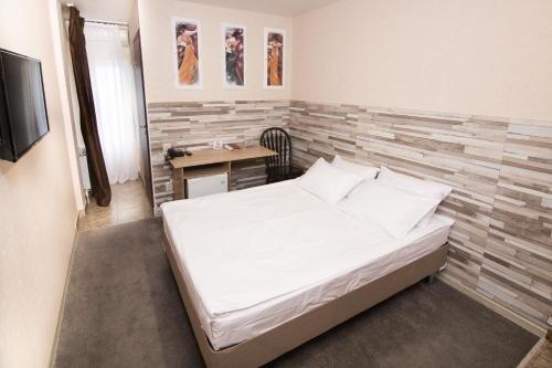 Отель Мотель - фото 13