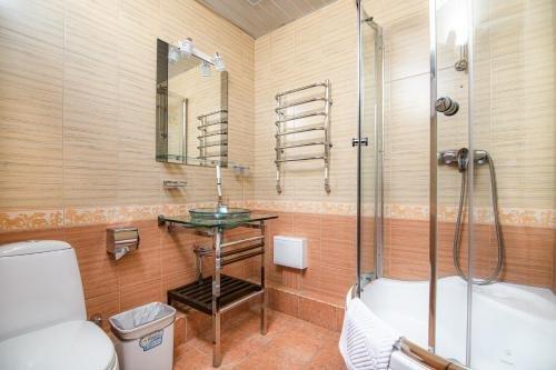 Отель Мотель - фото 18