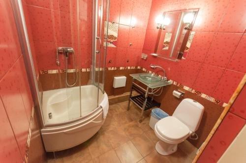 Отель Мотель - фото 20