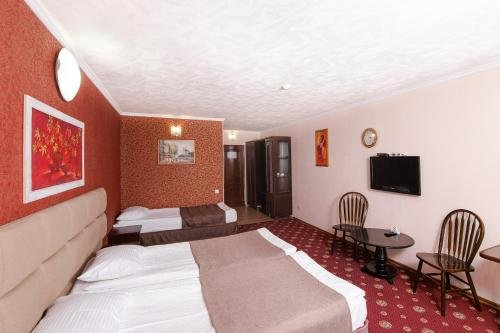 Отель Мотель - фото 7