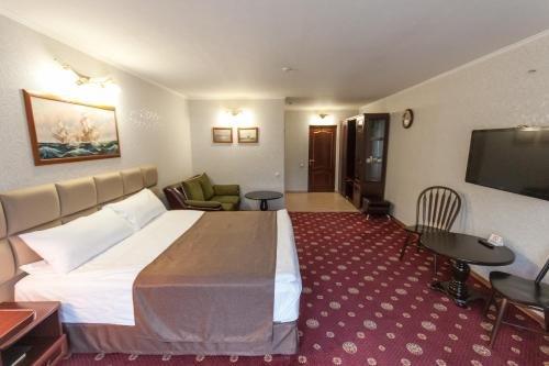 Отель Мотель - фото 9