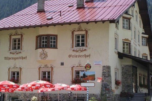 Alpengasthof Hotel Grieserhof - фото 21