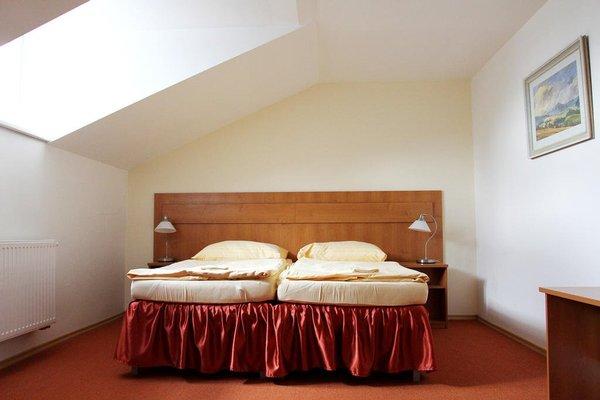 Hotel Slavia Tabor - фото 39