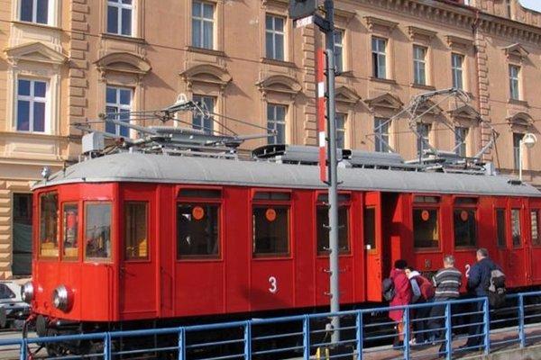 Hotel Slavia Tabor - фото 14