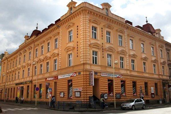 Hotel Slavia Tabor - фото 15