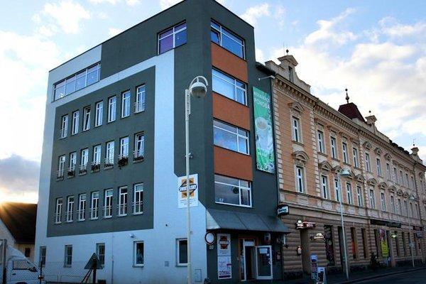 Hotel Slavia Tabor - фото 16