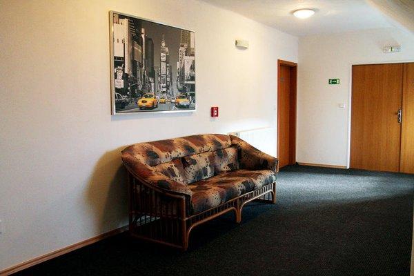 Hotel Slavia Tabor - фото 7