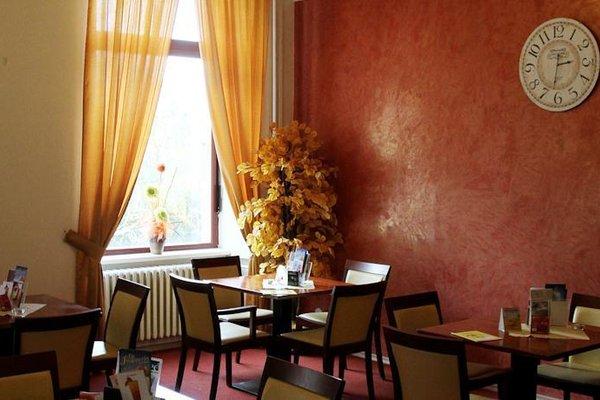 Hotel Slavia Tabor - фото 8