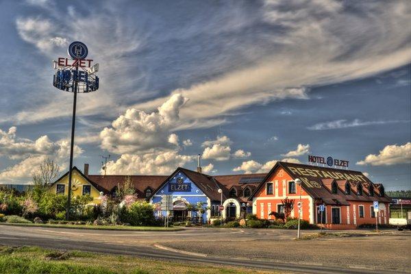 Hotel Elzet - фото 20