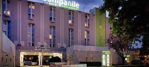 Campanile Paris Porte d'Italie - Le Kremlin Bicetre - фото 23