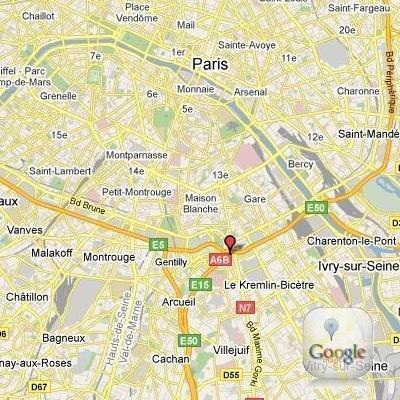 Campanile Paris Porte d'Italie - Le Kremlin Bicetre - фото 7
