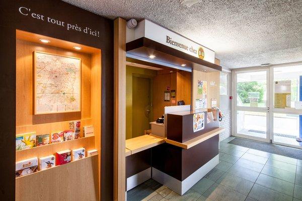 B&B Hotel Bretigny-sur-Orge - фото 13