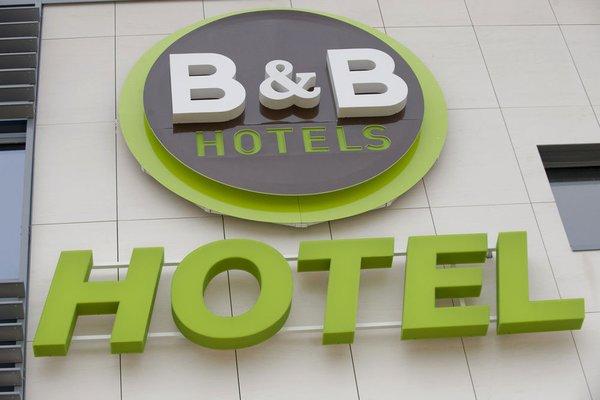 B&B Hotel Bretigny-sur-Orge - фото 14