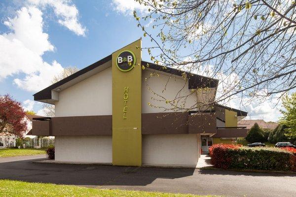 B&B Hotel Bretigny-sur-Orge - фото 23