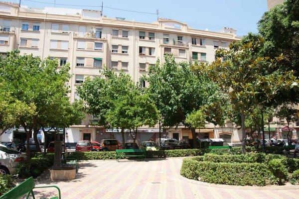 Apartamentos FV Flats Valencia - Mestalla II - фото 25