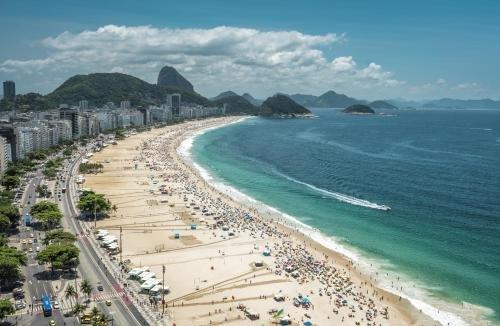 Central Copacabana Lado Metro - фото 50
