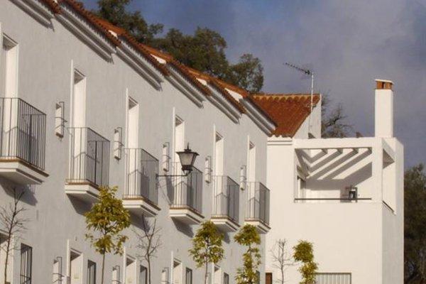 Гостиница «El Encinar De Valdezufre», Valdezufre