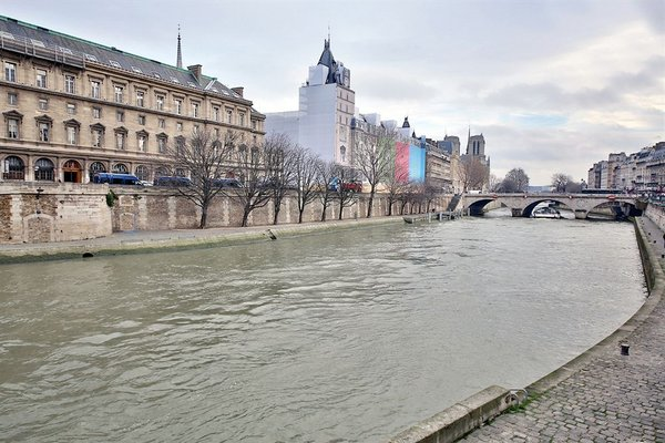 Quai De Seine Saint Germain Apartment - фото 10