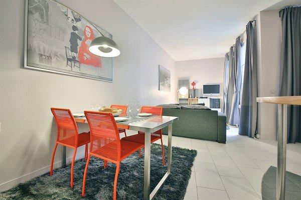 Quai De Seine Saint Germain Apartment - фото 11