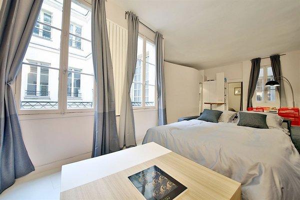 Quai De Seine Saint Germain Apartment - фото 12