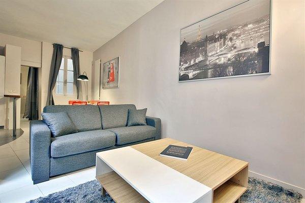 Quai De Seine Saint Germain Apartment - фото 13