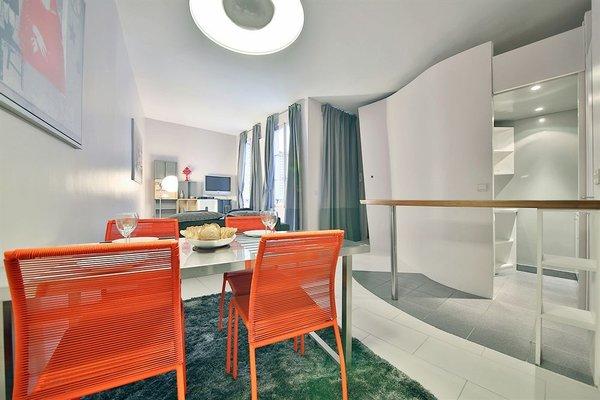 Quai De Seine Saint Germain Apartment - фото 2