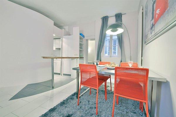Quai De Seine Saint Germain Apartment - фото 4