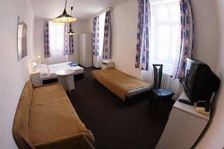 Hotel Gabreta - фото 1