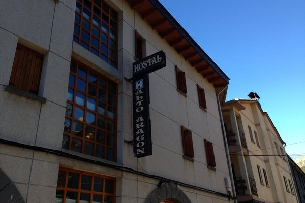 Hostal Alto Aragon - фото 21