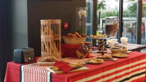 Appart-Hotel Mer & Golf City Bordeaux Lac - Bruges - фото 14