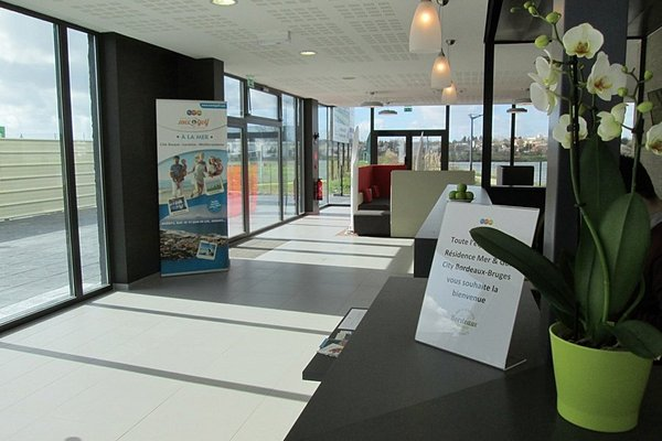 Appart-Hotel Mer & Golf City Bordeaux Lac - Bruges - фото 16