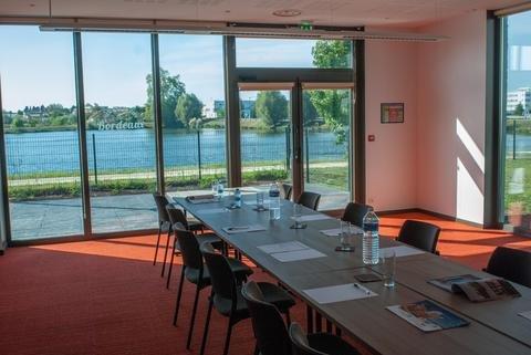 Appart-Hotel Mer & Golf City Bordeaux Lac - Bruges - фото 17