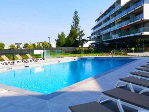 Appart-Hotel Mer & Golf City Bordeaux Lac - Bruges - фото 21