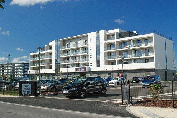 Appart-Hotel Mer & Golf City Bordeaux Lac - Bruges - фото 23
