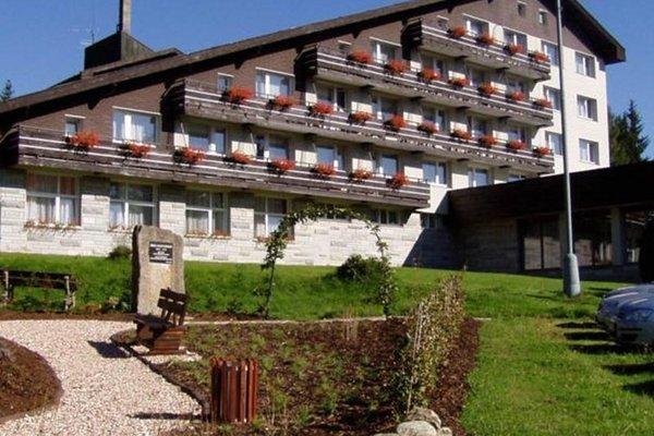 Hotel Srni depandance - Sumava - фото 6