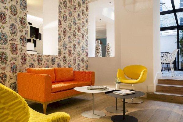 Hotel Elysees 8 - фото 6