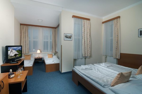 Hotel Domovina - фото 3