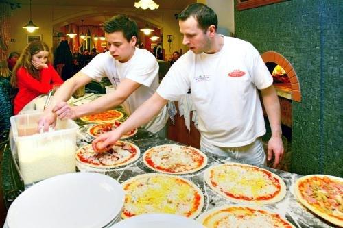 Hotel pizzeria Belmonte - фото 11
