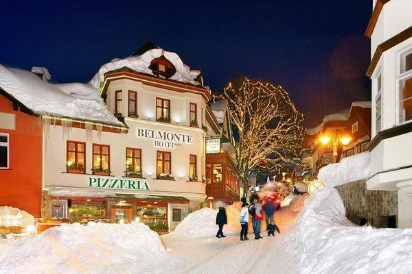 Hotel pizzeria Belmonte - фото 23