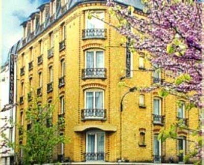 Hôtel Armstrong - фото 22