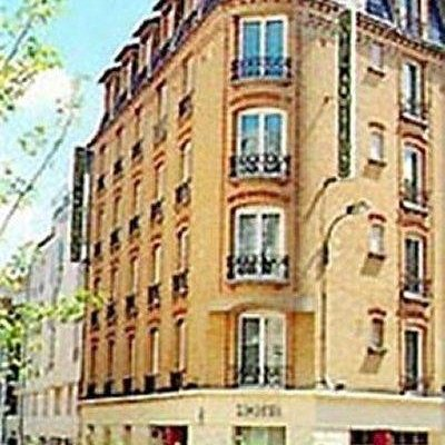 Hôtel Armstrong - фото 23