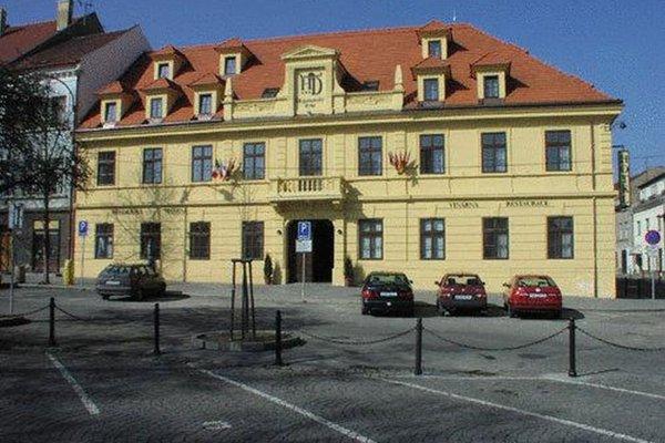 Hotel Hejtmansky dvur - фото 23