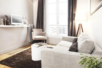 Luxury One Bedroom Paris Center