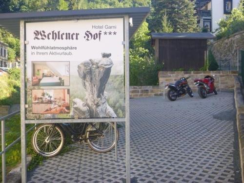 Hotel Wehlener Hof - фото 20